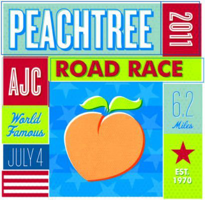 Peachtree Road Race T-Shirt